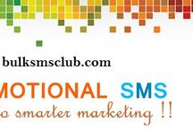 Bulk Sms reseller company in Indore / Bulk SMS plays the vital role where we need to send the SMS to innumerable people. (http://bulksmsclub.com ) Sending the single SMS to each people will be the waste of time and also costs high. Use the Transactional SMS and Promotional SMS in Bulk SMS Club services for the various purposes. Template SMS will be helpful for you for introducing the huge amount of crowd.