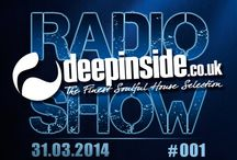 DEEPINSIDE Radio Show / One of the most emblematic Soulful and House Music radio shows worldwide