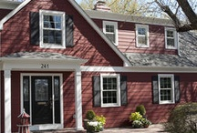 Exterior Colors & Details / by Judy Goins