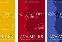 The Goddess Guides to Being A Woman How-To Series / Become the goddess woman you were born to be—and start living your life on your own terms.   A series of how-to books from International Bestselling Author Ava Miles for tapping into your happy, power-packed goddess nature.  #goddessguides Learn more about the series at https://avamiles.com/goddess-guides/