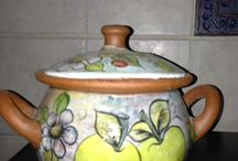 Ceramics / A mi me encanta trabajar con ceramica y distintas manualidades