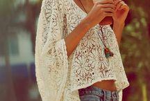 mes vêtements / by Megan Ruhland