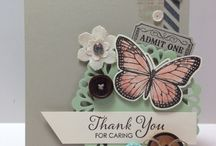 Stampin Up (Inspiration cards) / by Sharnee Torrents