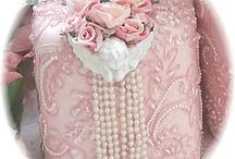 Rosa - Pink Skatter