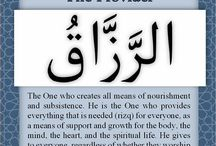 °•99 Names Of Allah♡•° / Islam is the way of life♡ Allah is the Greatest♡