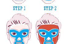 Malowanie twarzy/ Face painting