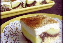 Pudingos sütemény