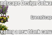 GreenScapes (File Menu Videos) / GreenScapes Landscape Design Imaging Software consist of extensive training videos. These videos are all under the drop down menu File. Within GreenScapes these videos are also viewable.