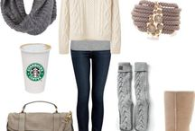 Style and Fun! / Perfect! Now I can feel comfy and grab my mocha chino latte! (decaff)!