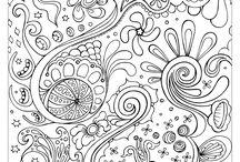 coloriages bricolages
