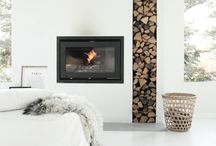 Good looking interior - Fireplace