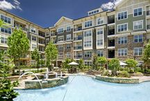 Make a Splash! / Take a look at the plethora of Gables Residential community pools! Don't you want to just jump right in!?