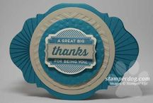Oh My Goodies Stampin' Up! Stamp Set Greeting Cards