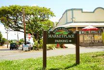 North Shore Market Place / ハレイワのローカル気分が楽しめる「ノース・ショア・マーケットプレイス」。 リラックスしながらお買い物をしたいときにおすすめのスポットです。
