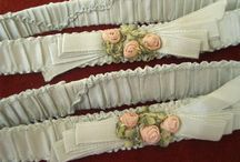 Rare Authentic Antique and Vintage Garters c1800, c1900, c2000 / Read the Silk Garters Blog for rare and interesting articles on the garters history http://www.silkgarters.co.uk/blog/category/history/ For anyone interested in historic costume, through to the birth of silent film...