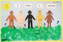 Martin Luther King Day / by Evelyn Williamson
