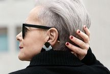 I love this lady's style