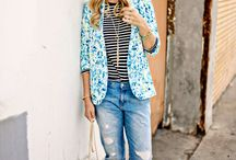 Spring/Summer Style  / by Wesley Pomatto