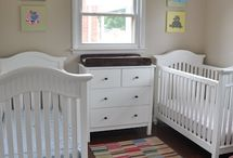 Double Trouble / ideas for the twins' room!