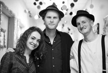 The Lumineers-October 19th / The roots revival of the last few years has primed listeners for a new generation of rustic, heart-on-the-sleeve music—the kind that nods to tradition while setting off into uncharted territory. The Lumineers walk that line with an unerring gift for timeless melodies and soul-stirring lyrics.