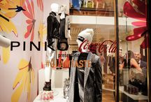 VFNO 2016 with PINKO and Coca-Cola / PINKO celebrated #GlamTaste with Coca-Cola at Vogue Fashion's Night Out! Live the magic atmosphere of last night event at our store in corso Vittorio Emanuele: watch the gallery of the most sparkling party of the night!
