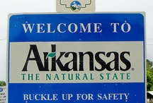 Arkansas - The Natural State / Razorback Country / by Rev. Dr. Dawne A. Casselle, Esq.