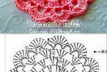 Free crochet patterns / by maria c