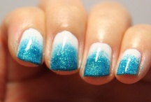 Nails... =) / by Jamie Knox-Wagner