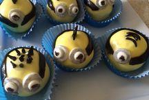 Birthday cakes I've made