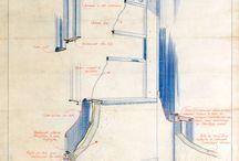 Graphic/ Furniture blueprints