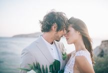 BOHEMIAN ELOPEMENT - SAND+LACE EVENTS / Concept - Styling - Planning: Sand+Lace Events Photography by: Paulina Weddings Crete