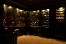 Weapon room