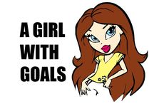 A girl with goals blog / Life and lessons of a girl with goals