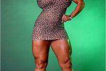 muscle women