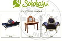 New Arrival / New Arrival in our Furniture Collection