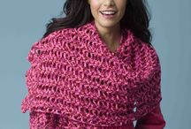 Crochet Scarf, Shawl, Poncho Addiction / by BellaDii