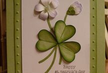 Cards For St. Patricks Day / by Melissa Borror