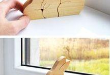 lucrari deosebite lemn