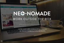 """Tiers-Lieux : Coworking, FabLab et Teletravail / Ces nouveaux lieux qui émancipent le """"travailler autrement"""", du demandeur d'emploi au télétravailleur salarié à la start-up, tous en mode collaboratif."""