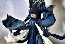Wuxia/Hanfu Outfit Inspiration