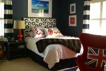 Ed. Bedroom