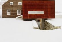 Home - Exteriors / by Lone Dobel