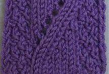 pletení-vzory