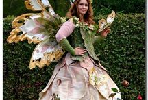 """Fantasy Fashion - Elves, Fairies and other """"magicalness"""" / by Jennette K"""