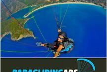 Paragliding Oludeniz Turkey / paragliding, paraglider, paraglidingads, paralotnia, oludeniz, turkey, travel, paraglidingads.com