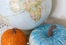 Fall Decor / by Linda Hovet