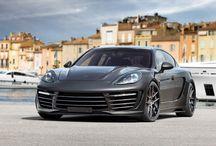Porsche / old and new Porsches / by GMO