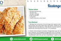 IED Recipe / EID Recipe spesial dan lezat dari Hero Supermarket