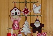 świąteczne inspiracje / ozdoby świąteczne