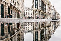 """Petit tour dans les rues de Paris / Victor Hugo le disait, """"Respirer Paris, cela conserve l'âme"""".  Prenons quelques instants pour nous perdre dans les rues de Paris et s'évader dans cette ville historique."""